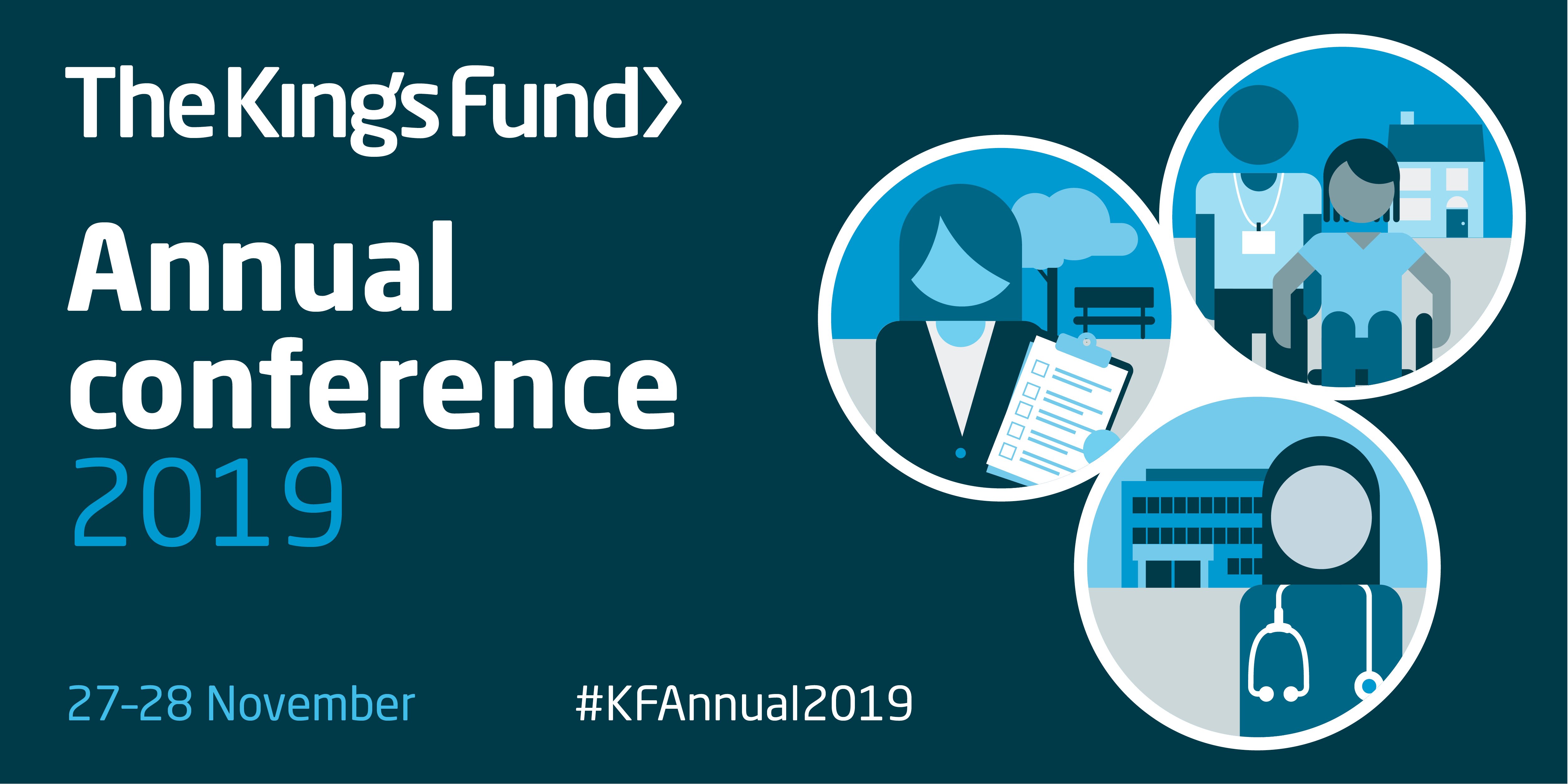 The King's Fund annual conference 2019 | The King's Fund