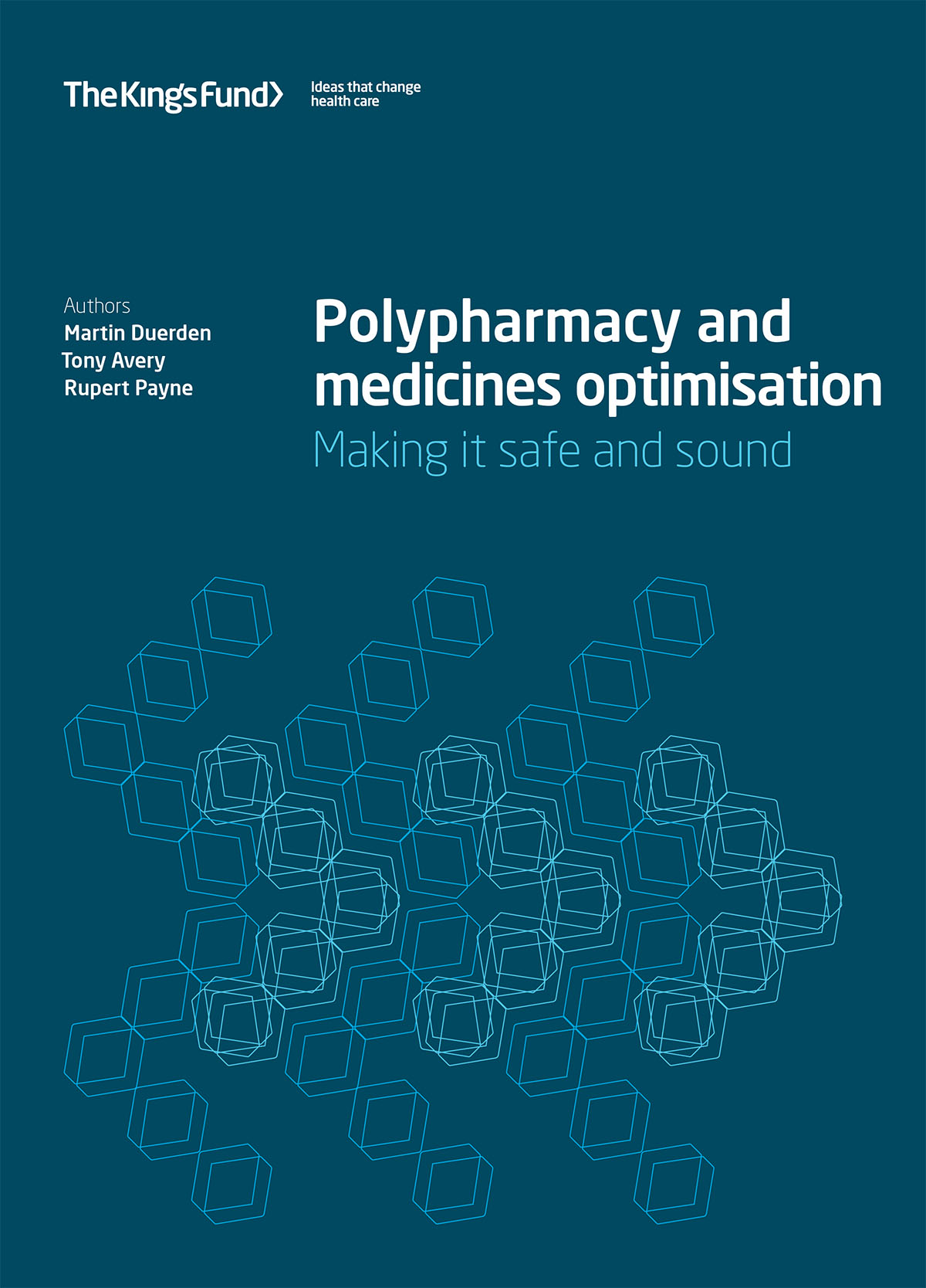 Polypharmacy And Medicines Optimisation The King S Fund