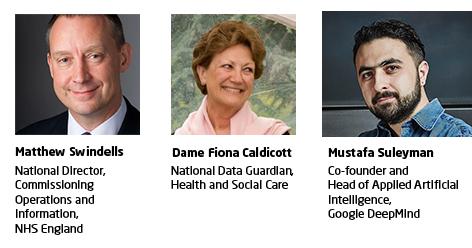 Digital Health Keynote speakers - Tuesday