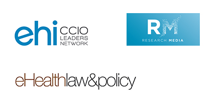 Media partners ehi CCIO leaders Network, Research Media, ehealth law and policy