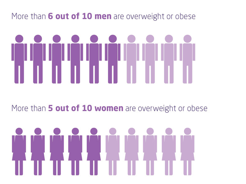 Obese Adults 42