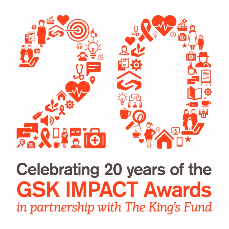 Celebrating 20 years of the GSK IMPACT Awards