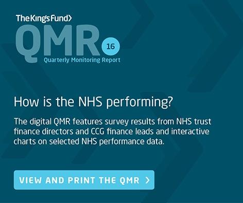 QMR publication page button