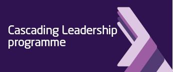 Cascading leadership programme
