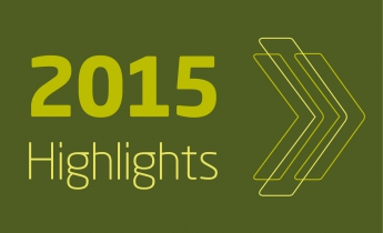 Interactive timeline of highlights from 2015