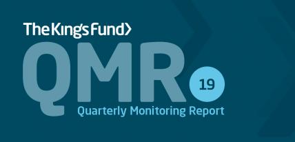 Quarterly monitoring report May 2016