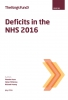 Deficits in the NHS 2016