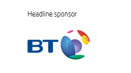 Headline sponsor BT