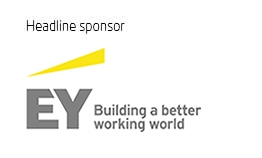 Headline sponsor EY Building a better working world