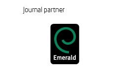 Journal partner Emerald Publishing