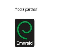Media partner Emerald Publishing