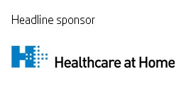 Headline sponsor Healthcare at Home