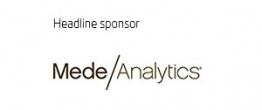 Headline sponsor MedeAnalytics