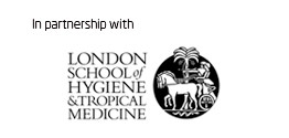 In partnership with London School of Hygiene and Tropical Medicine