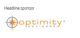 Headline sponsor Optimity Advisors