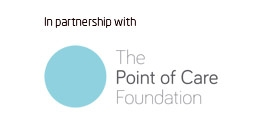 In partnership with The Point of Care Foundation