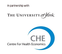In partnership with The University of York Centre for Health Economics