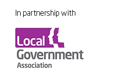 In partnership with Local Government Association