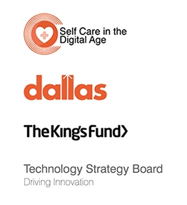 Self Care in the Digital Age, dallas, The King's Fund, Technology Strategy Board