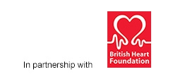 In partnership with British Heart Foundation