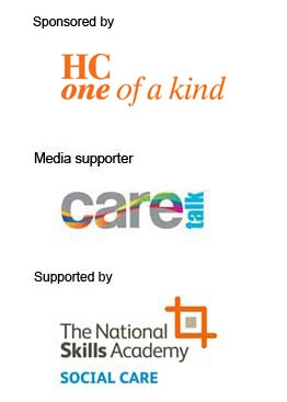 Social care event supporters and sponsors