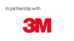 In partnership with 3M