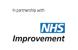 In partnership with NHS Improvement
