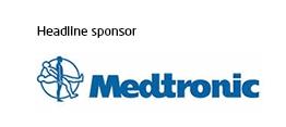 Headline sponsonr Medtronic