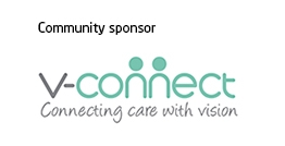 Community sponsor V-connect
