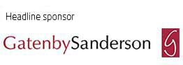 Headline sponsor GatenbySanderson