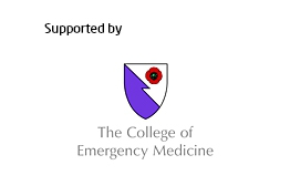 Supported by The College of Emergency Medicine