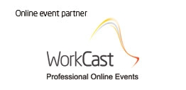 WorkCast online event partner