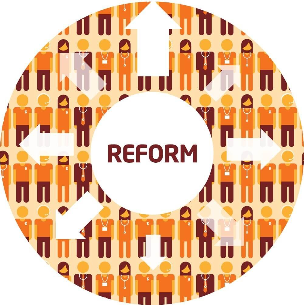 Reform from within