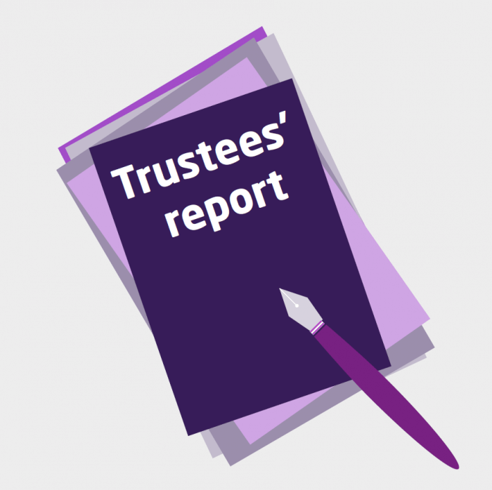 Trustees' report
