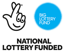 National Lottery funded (with logo)