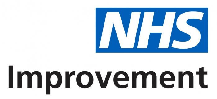 NHS Improvement (non-italic)