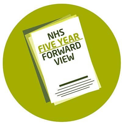 NHS five year forward view document