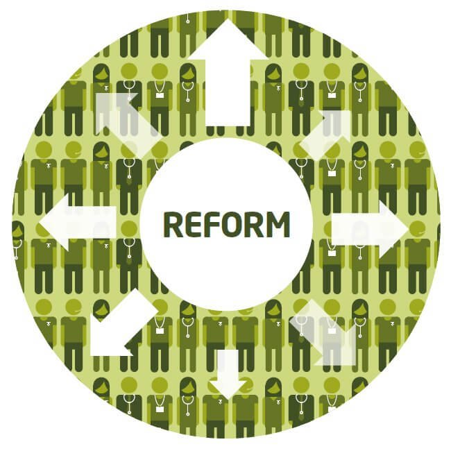 Election priorities: reform from within