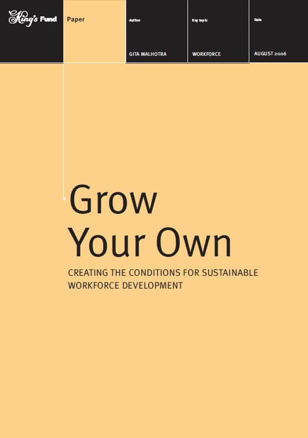 Grow your own front cover
