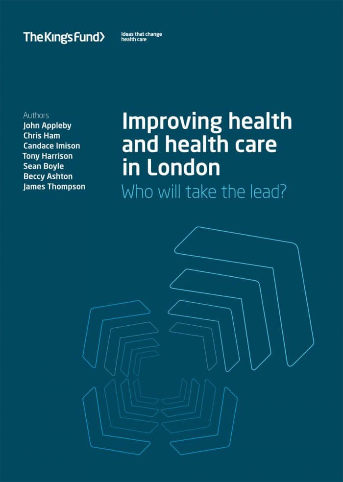 Improving health and health care in London