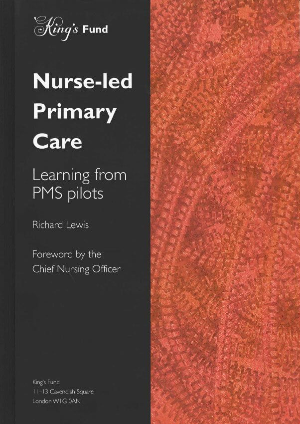 Nurse led primary care cover