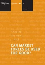 Can market forces be used for good? publication cover