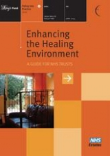 Enhancing the healing environment publication cover