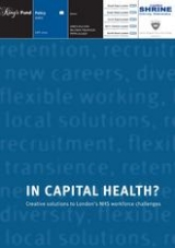 In capital health? publication cover
