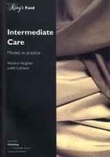 Intermediate care; Models in practice publication cover
