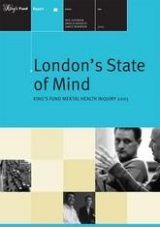 London's state of mind publication cover