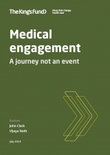 Medical engagement - A journey not an event | by John Clark, Vijaya Nath