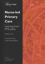 Nurse-led primary care: Learning from PMS pilots publication cover