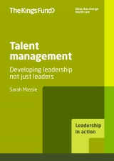 Talent management - developing leadership not just leaders