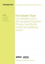 The Esteem Team front cover